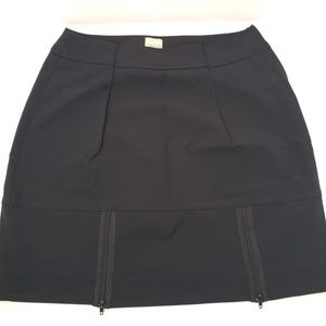 Cache Skirts - Cache bandage style skirt with zipper detail